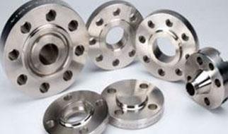 aluminium steel flanges
