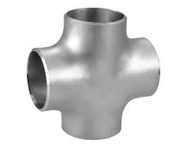 Buttwelded Pipe Fitting End Cross Tee