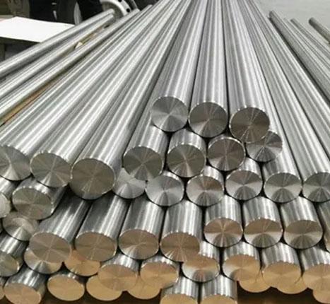 Duplex Steel Round Bars Manufacturer