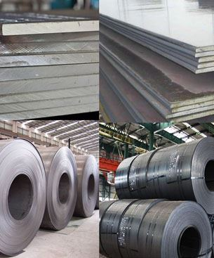 sheets plate coil manufacturers